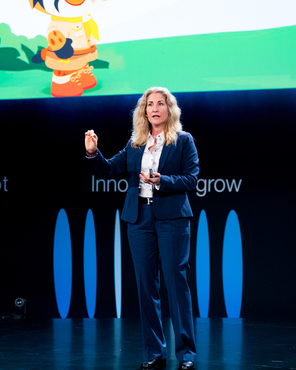 Tiffani Bova: The modern growth agenda
